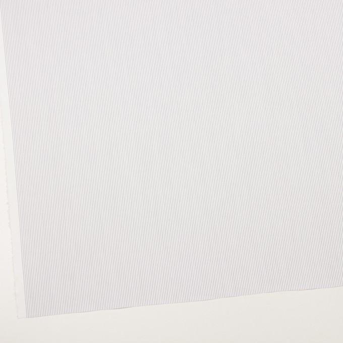コットン×ストライプ(グレー)×コード織_全2色 イメージ2