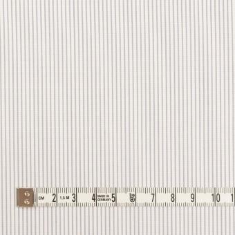 コットン×ストライプ(グレー)×コード織_全2色 サムネイル4