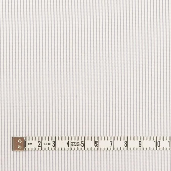 コットン×ストライプ(グレー)×コード織_全2色 イメージ4