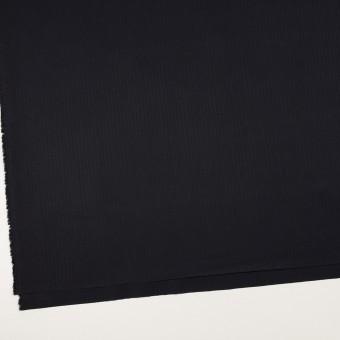 コットン×無地(ブラック)×ヘリンボーン サムネイル2