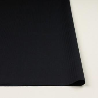 コットン×無地(ブラック)×ヘリンボーン サムネイル3