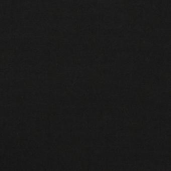 コットン×無地(ブラック)×タイプライター(高密ローン)