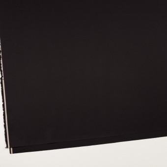 コットン×無地(ブラック)×ギャバジン サムネイル2