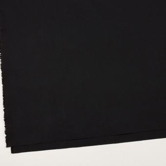 コットン&リネン×無地(ブラック)×高密ポプリン サムネイル2