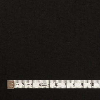 コットン&リネン×無地(ブラック)×高密ポプリン サムネイル4