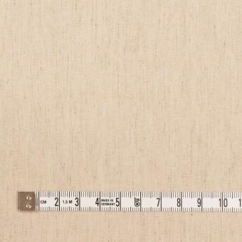 コットン&リネン混×無地(エクリュ)×サージストレッチ サムネイル4
