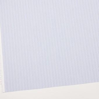 コットン×ストライプ(サックス)×ブロードジャガード サムネイル2