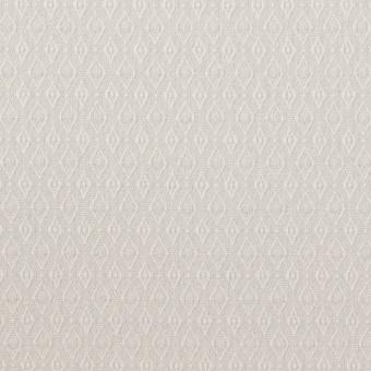 コットン&ポリウレタン×小紋(オイスターグレー)×ジャガード・ストレッチ