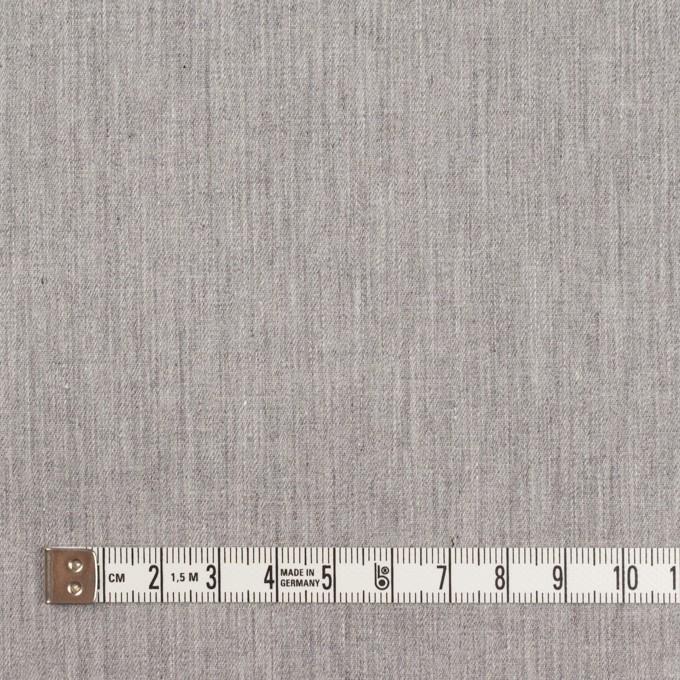 コットン×無地(ストーングレー)×ポプリン イメージ4