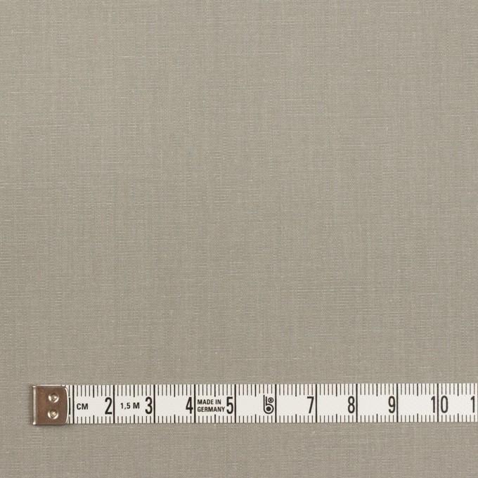 コットン×無地(モスグレー)×ポプリン イメージ4