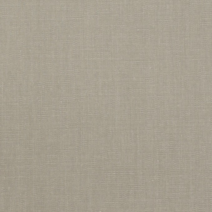 コットン×無地(モスグレー)×ポプリン イメージ1