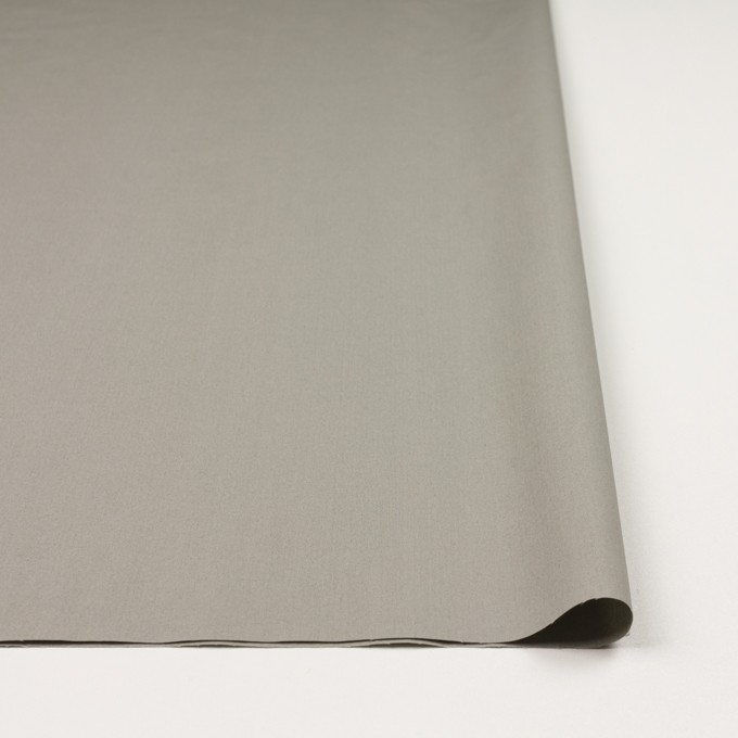 コットン×無地(モスグレー)×タイプライター(高密ローン) イメージ3