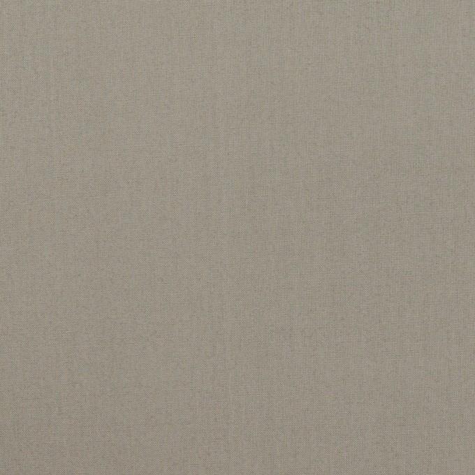 コットン×無地(モスグレー)×タイプライター(高密ローン) イメージ1