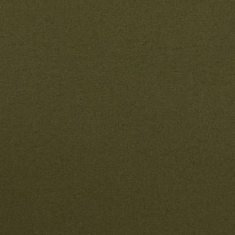 コットン×無地(カーキグリーン)×サテン サムネイル1