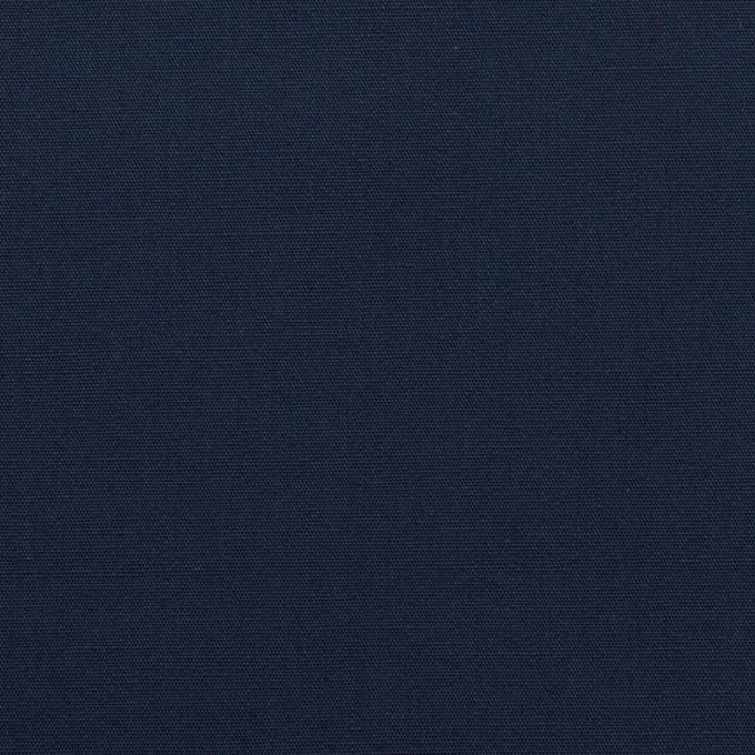 コットン×無地(プルシアンブルー)×ブロード イメージ1