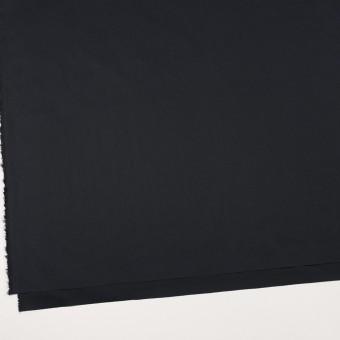 コットン&ポリウレタン×無地(ダークネイビー)×タイプライター(高密ローン) サムネイル2