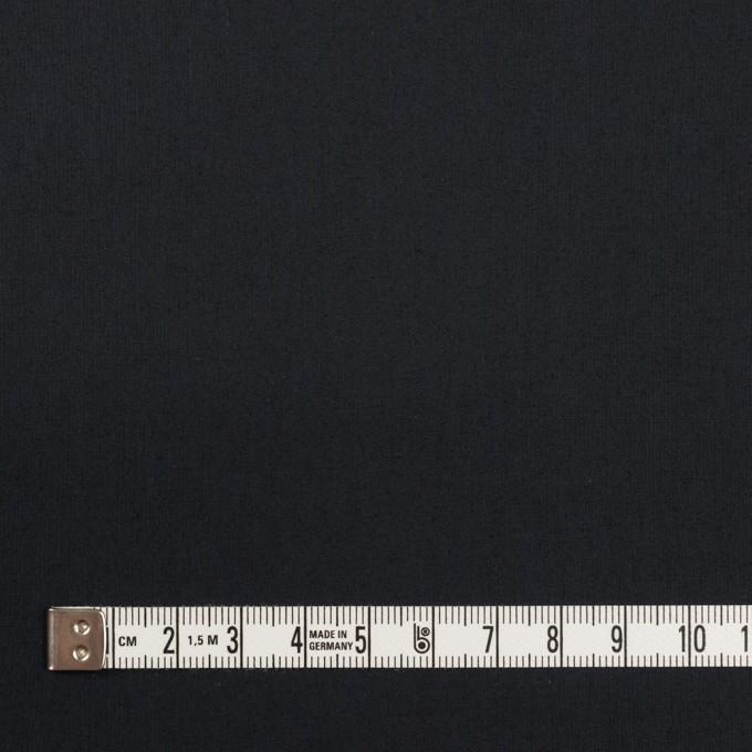 コットン&ポリウレタン×無地(ダークネイビー)×タイプライター(高密ローン) イメージ4