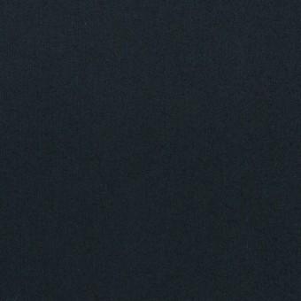 コットン&ポリウレタン×無地(アッシュダークネイビー)×タイプライター(高密ローン)