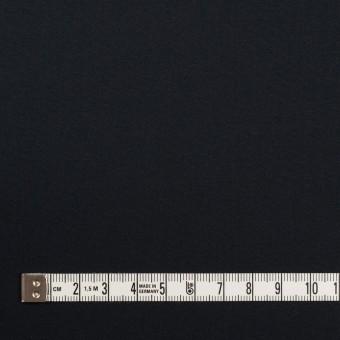 コットン&リヨセル×無地(ダークネイビー)×二重織ストレッチ サムネイル4