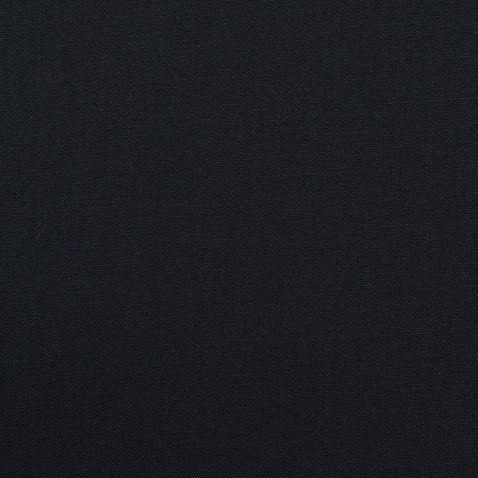 コットン&リヨセル×無地(ダークネイビー)×二重織ストレッチ イメージ1