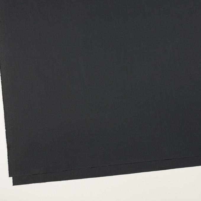 コットン×無地(チャコール)×ブロード イメージ2