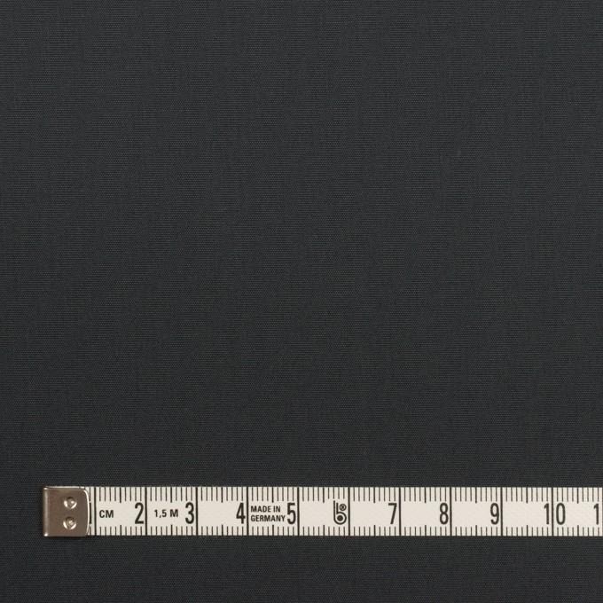 コットン×無地(チャコール)×ブロード イメージ4
