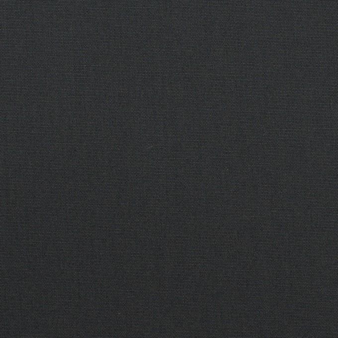 コットン×無地(チャコール)×ブロード イメージ1