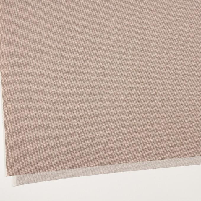 コットン&ポリウレタン×ペイント(モカ)×ブロードストレッチ イメージ2