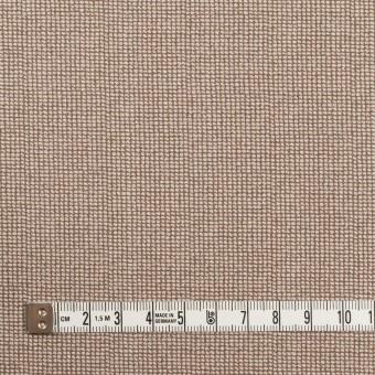コットン&ポリウレタン×ペイント(モカ)×ブロードストレッチ サムネイル4