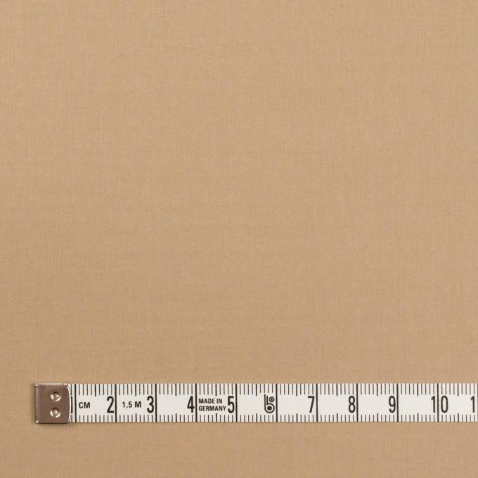 コットン&テンセル×無地(ベージュ)×ブロード イメージ4