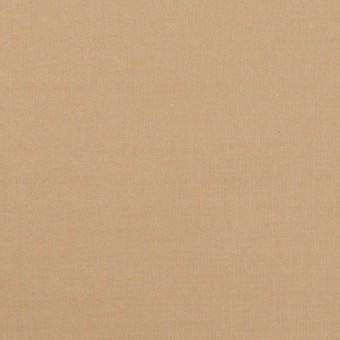 コットン&テンセル×無地(ベージュ)×ブロード