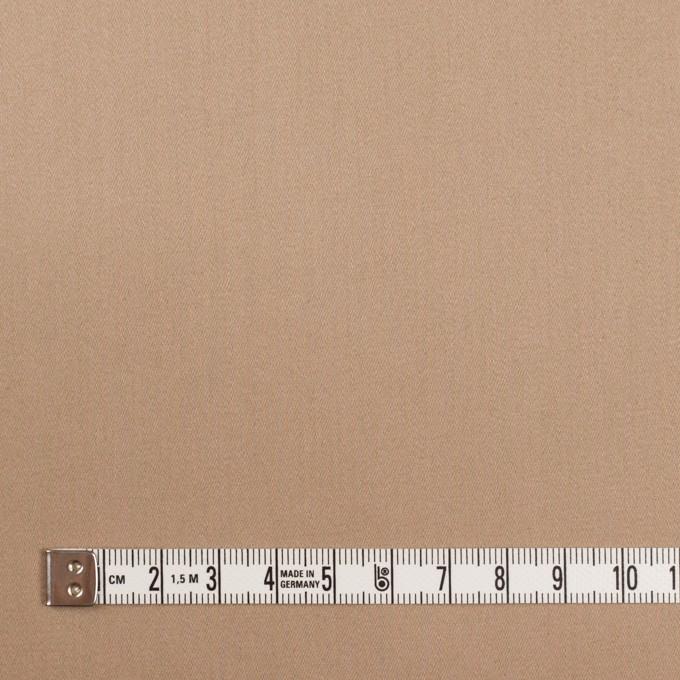 コットン×無地(オークルベージュ)×サテン イメージ4