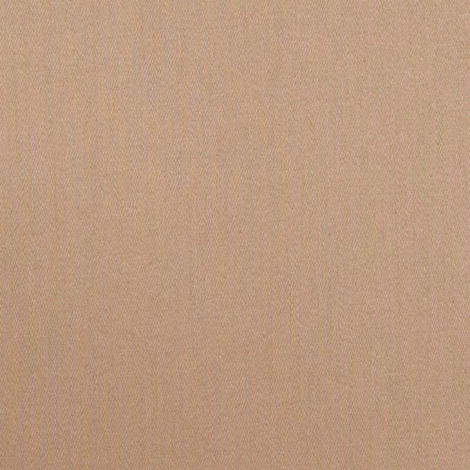 コットン×無地(オークルベージュ)×サテン イメージ1