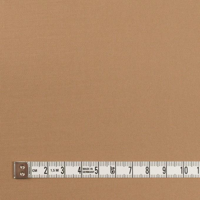 コットン&テンセル×無地(キャメル)×二重織 イメージ4