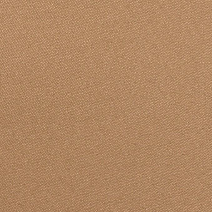 コットン&テンセル×無地(キャメル)×二重織 イメージ1