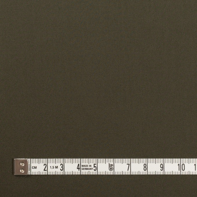 コットン×無地(オリーブドラブ)×サテン イメージ4