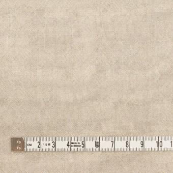 リネン&ウール×無地(グレイッシュベージュ)×キャンバス サムネイル4