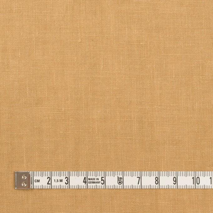 リネン×無地(カスタード)×薄キャンバス イメージ4