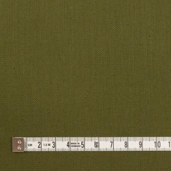 コットン&リネン×無地(カーキグリーン)×サージ サムネイル4