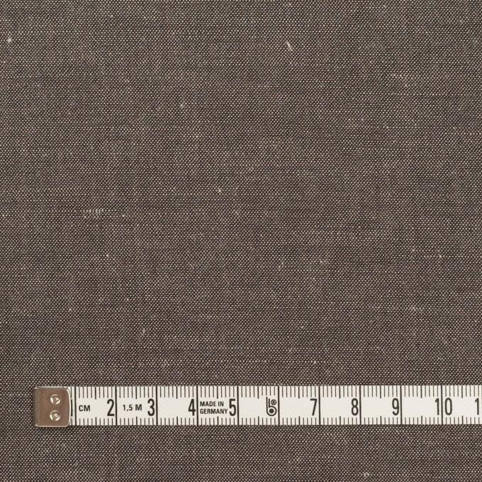 コットン&リネン×無地(スチール)×シャンブレー・薄キャンバス イメージ4