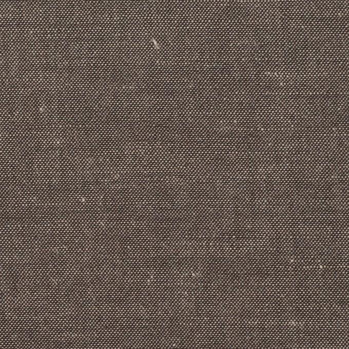 コットン&リネン×無地(スチール)×シャンブレー・薄キャンバス イメージ1