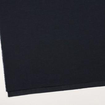 コットン&リネン×無地(ネイビー)×ボイル サムネイル2