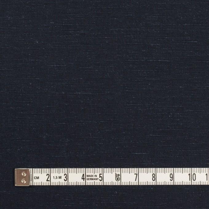 コットン&リネン×無地(ネイビー)×ボイル イメージ4