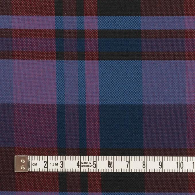 コットン×チェック(ベリー)×オックスフォード イメージ4