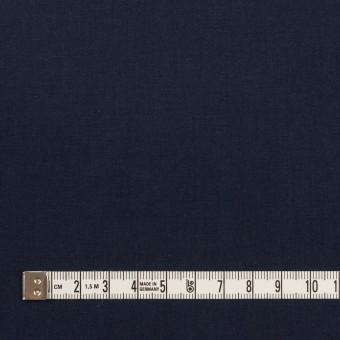 コットン×無地(ネイビー)×ボイル_全2色 サムネイル4