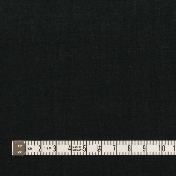 コットン×無地(ブラック)×ボイル_全2色 イメージ4