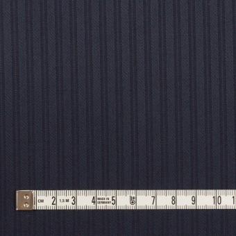 コットン×ストライプ(ネイビー)×サテンジャガード_全2色 サムネイル4