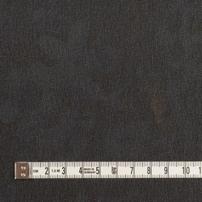 ポリエステル×フラワー(ダークネイビー)×ジョーゼット イメージ4