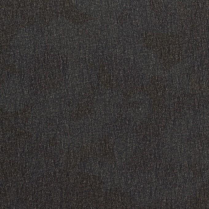 ポリエステル×フラワー(ダークネイビー)×ジョーゼット イメージ1
