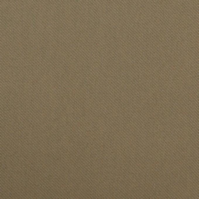 コットン&ポリエステル×無地(カーキ)×シャンブレー・ギャバジン イメージ1
